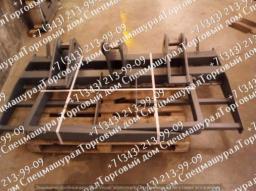 Вилы для Орловских погрузчиков ТО-30, ПК-22, ПК-27, ПК-33, ПК-40, ТО-25, ТО-6, ТО-6А