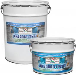 Аквопол-Грунт — акриловая грунтовка для бетонного пола