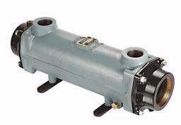Вертикальный трубчатый теплообменник 300 кВт (FG160-5115-5T) Bowman