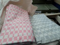 Одеяло байковое цветное