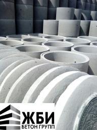 Колодец КС 7-8ч Кольцо бетонное в Ступино Домодедово