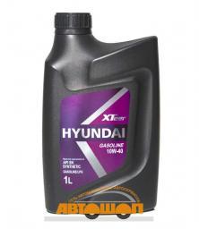 Моторное масло HYUNDAI  XTeer Gasoline 10W40, 1 л