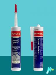 Паркетный герметик Penosil Parquet Sealant 310 мл ВЕНГЕ