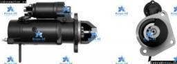 Стартер Iskra AZF4224 JCB (3CX, 4CX) для двигателей Perkins
