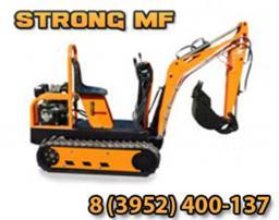 Мини экскаватор STRONG MS 1500