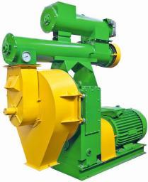 Пресс-гранулятор промышленный  универсальный ГКУ-110