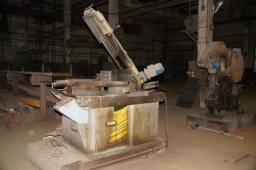 Продается ленточнопильный станок ленточная пила GALACTIC до 240 мм.