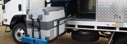 Погрузка, разгрузка и перевозка холодильного оборудования