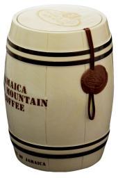 Деревянный бочонок «Ямайка Блю Маунтин» 200гр.