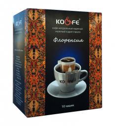 Дрип-кофе Флоренсия 1х10шт