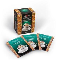 Дрип- кофе Шоколадный тоффи 1х10шт