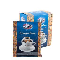 Дрип- кофе Колумбия Дом-2. 1х10 шт