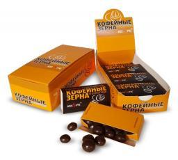 Кофе в шоколадной глазури, 20 гр