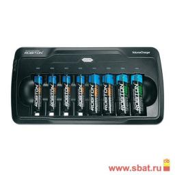 З/у Robiton 18650/14500/18500/16340x1/2 (500mA) мпроц/откл, доп.автоЗУ, Li500-2