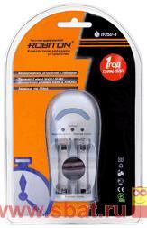 З/у Robiton R03/R6x2/4 (250mA) таймер/откл, TF250-4