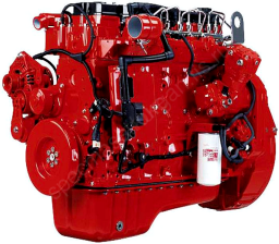 Двигатель cummins 4isbe185