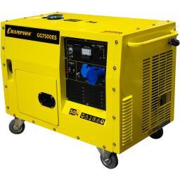 Генератор бензиновый CHAMPION GG7500ES