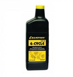 Масло для 4-тактных двигателей минеральное CHAMPION SAE30 0,6 л
