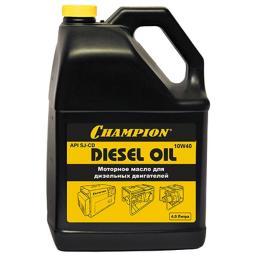 Масло для дизельных двигателей CHAMPION 10W-40 4 л