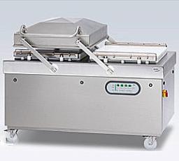 Двух-планочный напольный двухкамерный вакуумный аппарат TITAN-X850 BOSS
