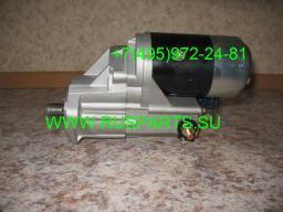 Стартер двигателя 1DZ (12V) для погрузчика Toyota 6FD15 28100-23660-71