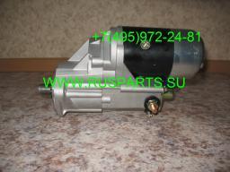 Стартер двигателя 13Z (24V) на погрузчик TOYOTA 6FDF40