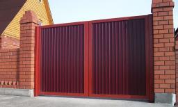 Изготовление металлических ворот