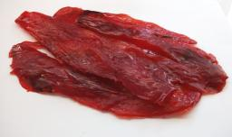 Икра КАМПАЛЛЬ камбаловидных пород рыб солено-сушеная