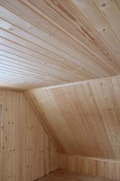 Внутренние отделочные работы в деревянных домах, банях.