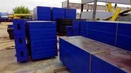 Стеновая опалубка- Щиты линейные стальные 0.65 х 3.0 м