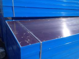 Стеновая опалубка - Щиты линейные стальные 0.25 х 3.0 м