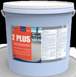 18 кг банка KIILTO 2 PLUS Клей универсальный для напольных виниловых покрытий