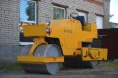 Переоборудование дорожных катков ДУ-47,48,49 на ГТС