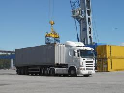 Аренда, услуги, заказ, контейнеровоза