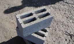 Керамзитобетонные блоки 4 ех щелевые 40х20х20
