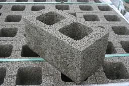 Купить блоки пустотелые керамзитные