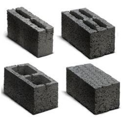 Керамзитные стеновые блоки 40х20х20