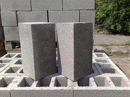 Стеновые блоки пустотелые и полнотелые от производителя