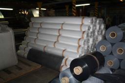 Пленка полиэтиленовая Стандарт 150 мкм