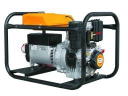 Дизель-генератор Energo ED6.0/400SL