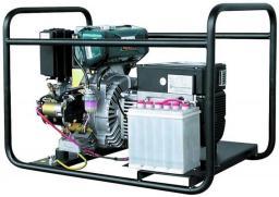 Дизель-генератор Energo ED6.0/230SE (эл.старт)