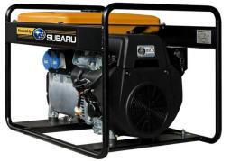 Бензиновый электроагрегат Energo ЕВ-13.5/400SLЕ