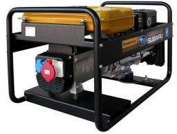 Бензиновый электроагрегат Energo ЕВ-7,0/400SLЕ (электростарт)