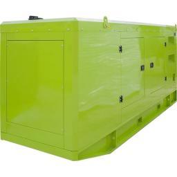 Дизельная электростанция АД-200 в кожухе