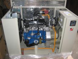 Газопоршневая электростанция ФАС-10-1/ВП (10кВт)
