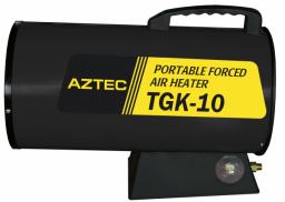 Газовая тепловая пушка для гаража TKG-10