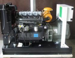 Дизельгенератор  15GF (15кВт)