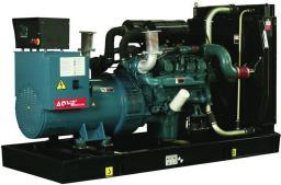 Дизельная электростанция АД-100С-Т400-1Р (100 кВт) на базе двигателя DOOSAN