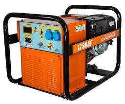Установка генераторная сварочная бензиновая инверторная УГСБ-4000/200И