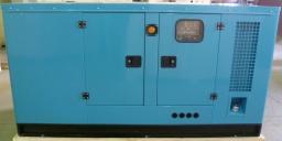 Дизельная электростанция 100кВт в кожухе (двигатель DEUTZ)